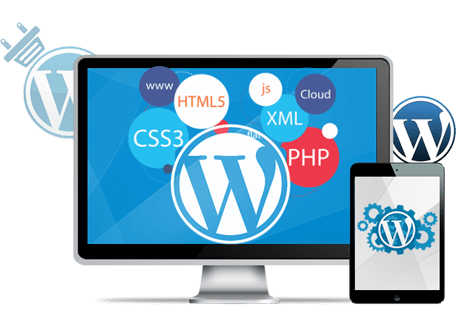wordprss-Design